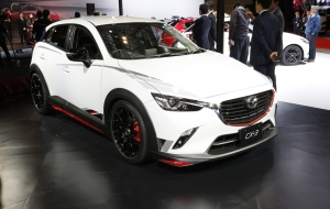 Mazda CX-3 2016 Photos