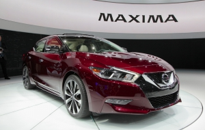 Nissan Maxima 2016 Photos