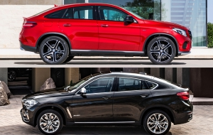 Mercedes-Benz GLE Coupe 2016 Photos