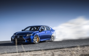 Lexus GS F 2016 Photos