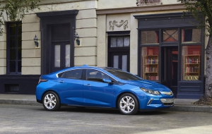 Chevrolet Volt 2016 Photos