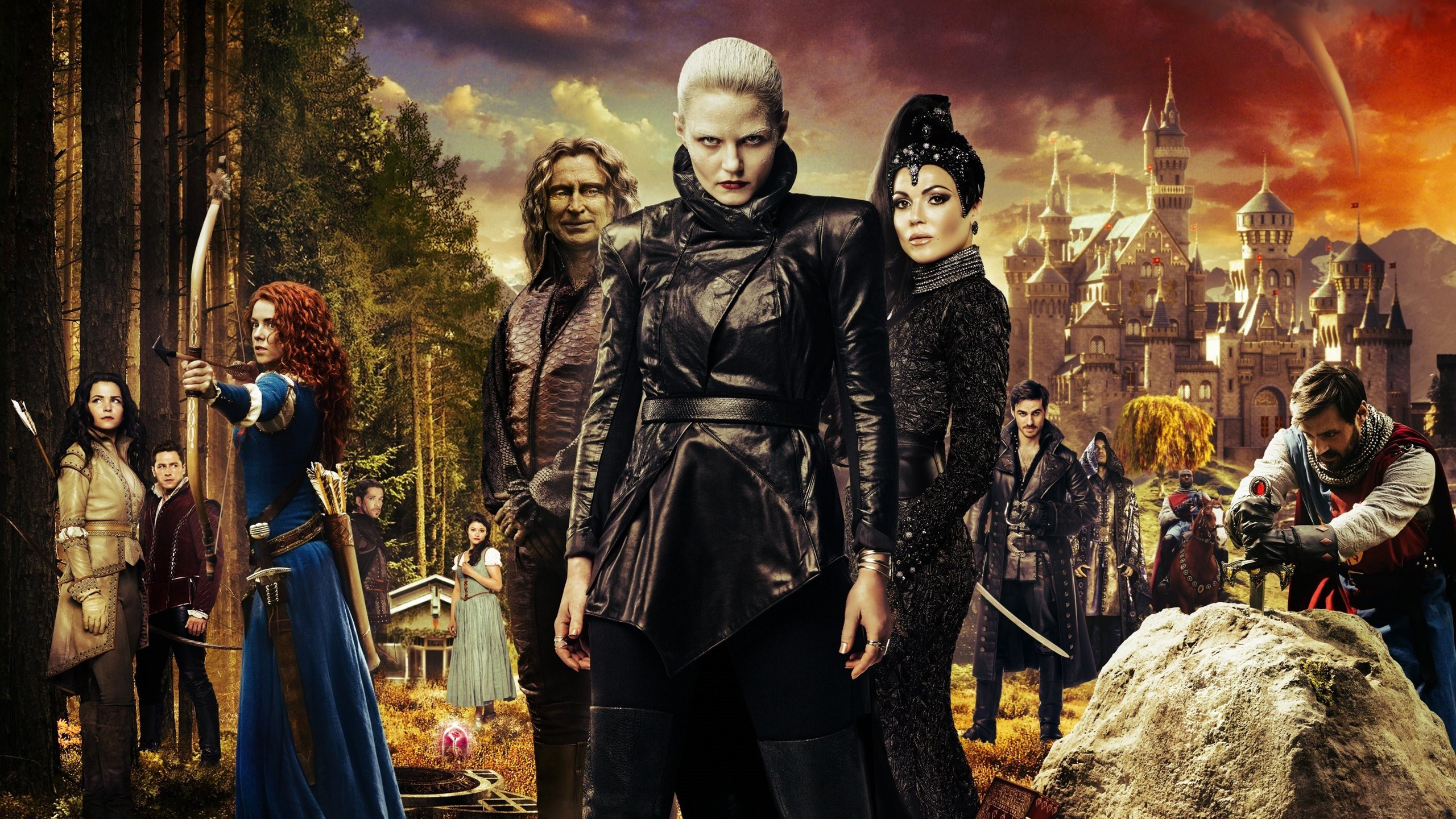 Once Upon a Time Wallpapers High Resolution and Quality ...