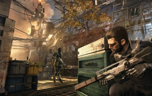 Deus Ex: Mankind Divided Images