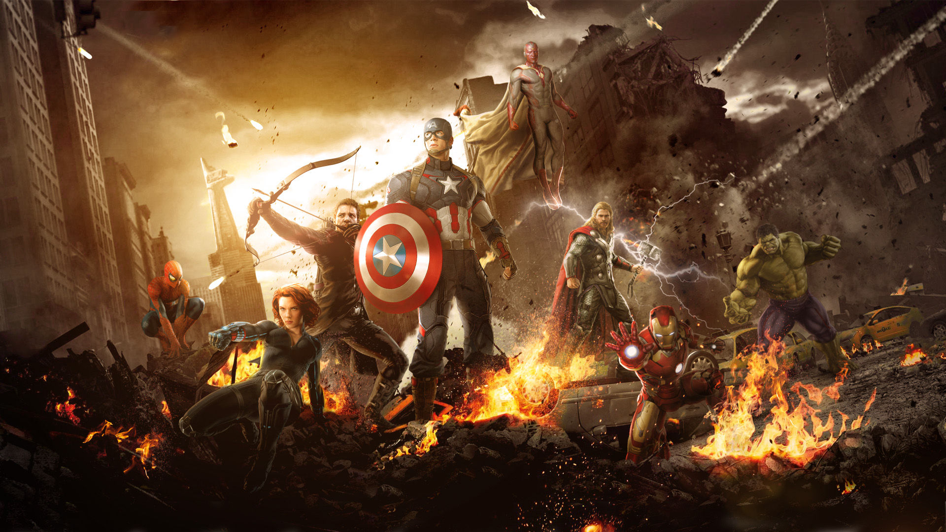 Infinity War Wallpaper Download