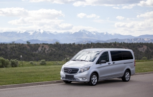 Mercedes-Benz Metris 2016 Images