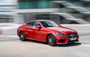 Mercedes-Benz C-class Coupe 2017 Pictures