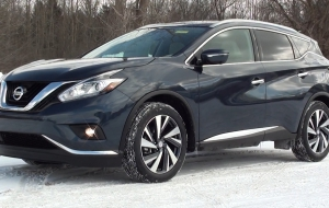 Nissan Murano 2015 Images