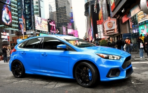 Ford Focus RS 2016 Images