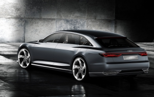 Audi Prologue Avant Images