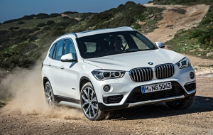 BMW X1 2016 Pictures