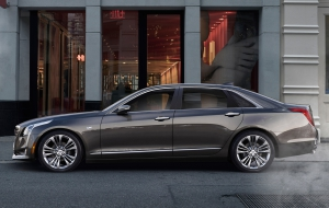 Cadillac CT6 2016 Images