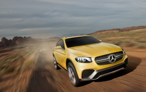 Mercedes-Benz GLC 2016 Images