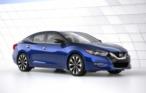 Nissan Maxima 2016 Images