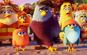 The Angry Birds Movie Images