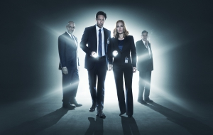 The X-Files 2016 Widescreen