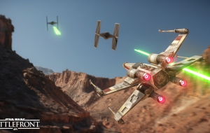 Star Wars Battlefront Widescreen