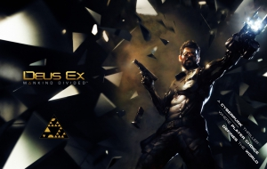 Deus Ex: Mankind Divided Widescreen
