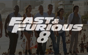 Fast and Furious 8 Widescreen