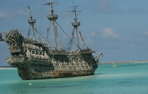 Pirates of the Caribbean 5: Dead Men Tell No Tales Widescreen