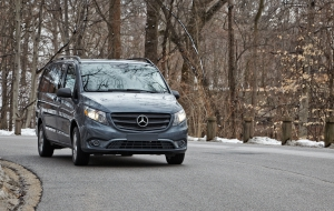 Mercedes-Benz Metris 2016 Widescreen