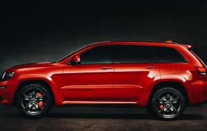 Jeep Grand Cherokee Trackhawk 2017 Widescreen