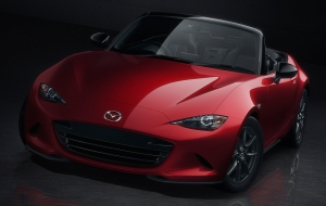Mazda MX-5 Miata 2016 Widescreen