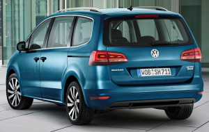 Volkswagen Touran 2016 Widescreen