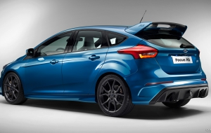 Ford Focus RS 2016 Widescreen