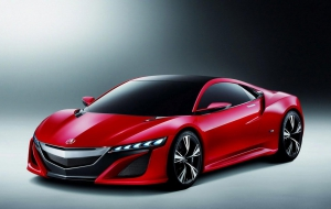 Acura NSX 2016 Widescreen