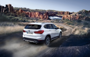 BMW X1 2016 Photos
