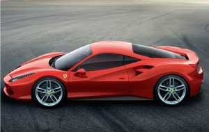 Ferrari 488 Spider 2016 Widescreen