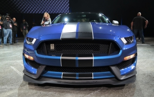 Ford Mustang Shelby GT350 2016 Widescreen