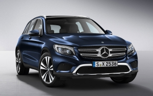 Mercedes-Benz GLC 2016 Widescreen