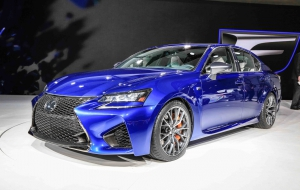 Lexus GS F 2016 Widescreen