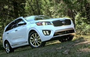 Kia Sorento 2016 Widescreen