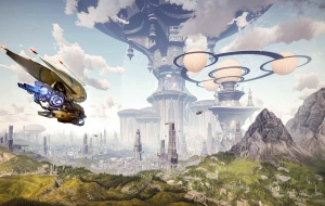 SkyForge Widescreen