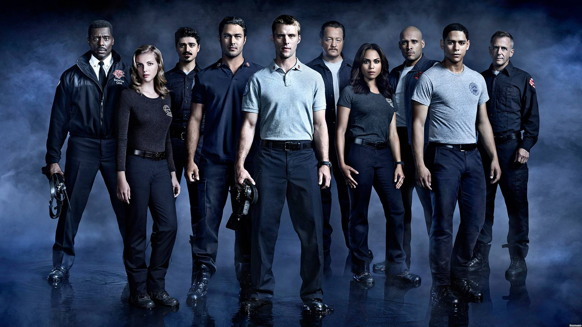 fire of chicago Chicago fire (2012.