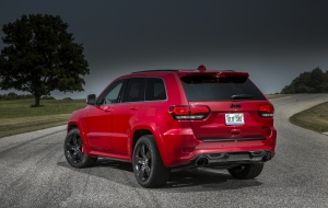 Jeep Grand Cherokee Trackhawk 2017 Computer Wallpaper