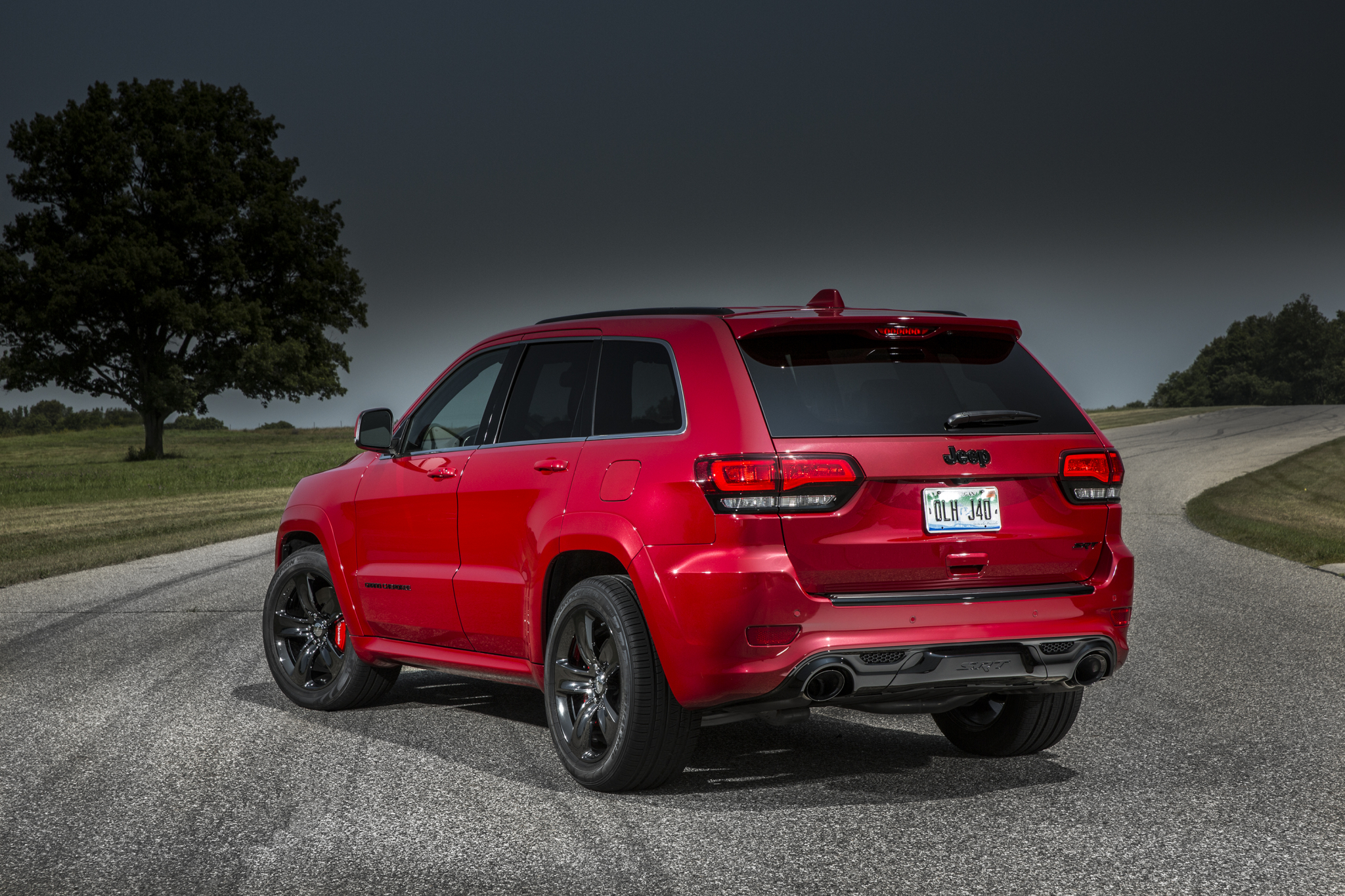 jeep grand cherokee trackhawk 2017 hd wallpapers free download. Black Bedroom Furniture Sets. Home Design Ideas