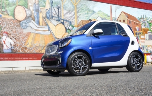 Smart Fortwo 2016 Computer Wallpaper