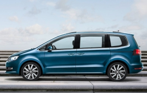 Volkswagen Touran 2016 Computer Wallpaper