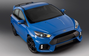 Ford Focus RS 2016 Computer Wallpaper