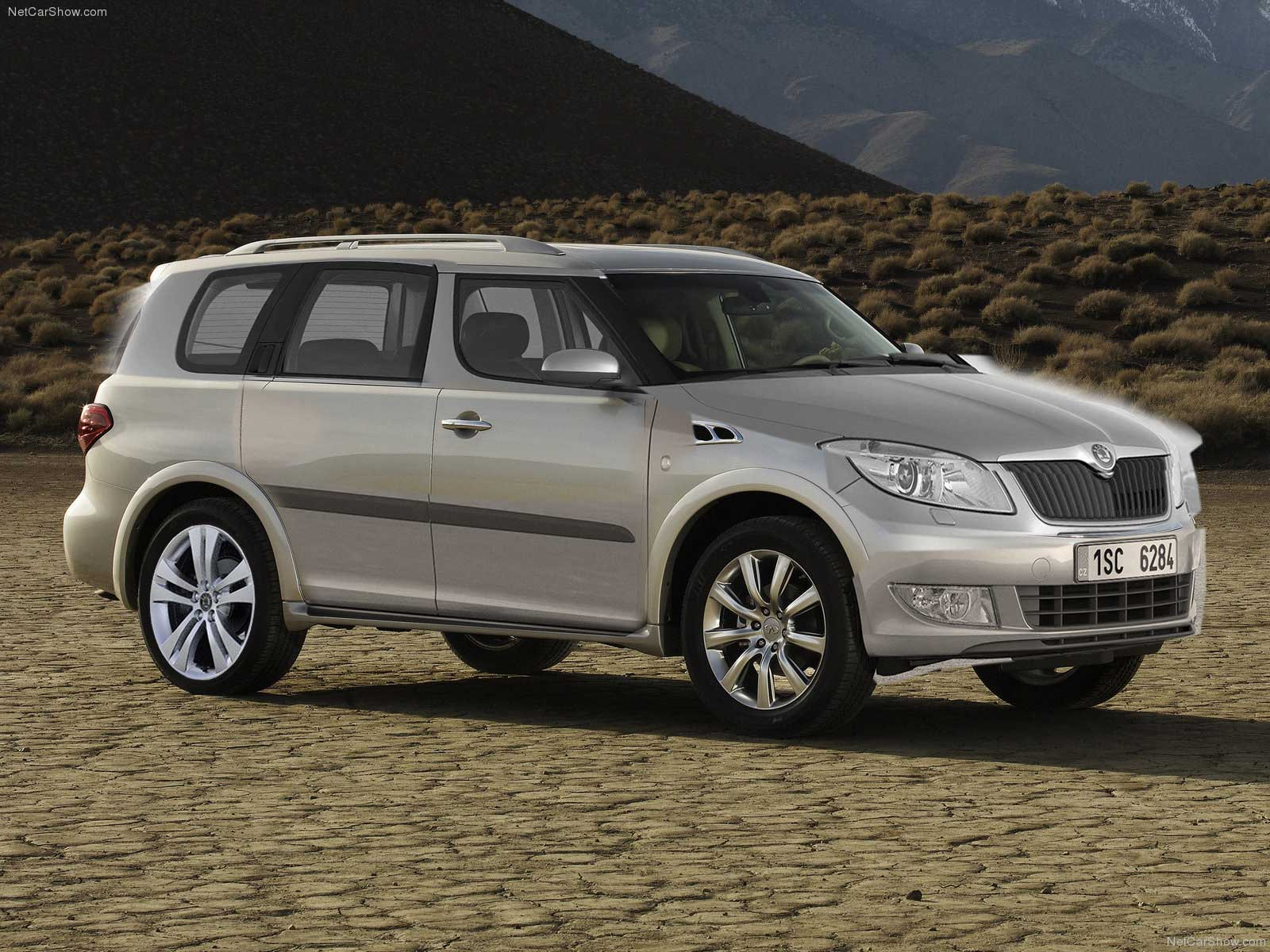 Skoda SUV HD Wallpapers Free Download