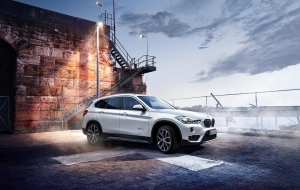BMW X1 2016 Images