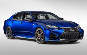 Lexus GS F 2016 Computer Wallpaper