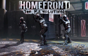 Homefront: The Revolution Widescreen