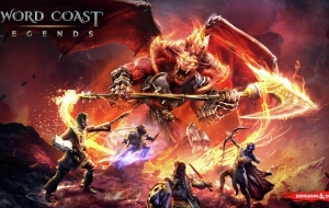 Sword Coast Legends Computer Wallpaper