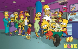 The Simpsons Computer Wallpaper
