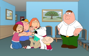 Family Guy Widescreen