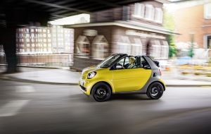 Smart Fortwo 2016 High Definition Wallpapers
